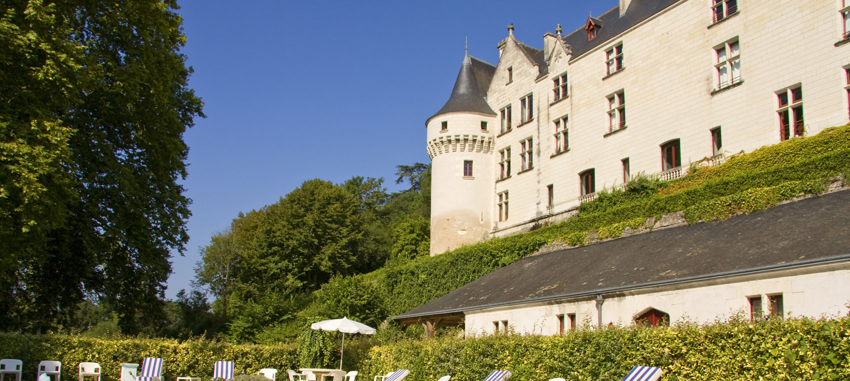 Chateau de Chissay - Hotel in Chissay-en-Touraine