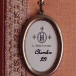Détail des numéros des chambres Chateau de Chissay - Hotels Particuliers K.P.