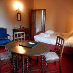 Appartement - Vue generale - Chateau de Chissay - Hotels Particuliers K.P.