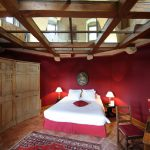Bedroom - Dungeon Suite - Hôtels Particuliers P. SAVRY