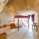 Suite Troglodyte - Vue d'ensemble - Chateau de Chissay - Hotels Particuliers L.Lagarde
