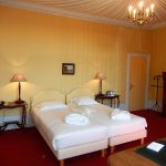 Superior room - with twin beds - Château de Chissay - Hôtels Particuliers P. SAVRY