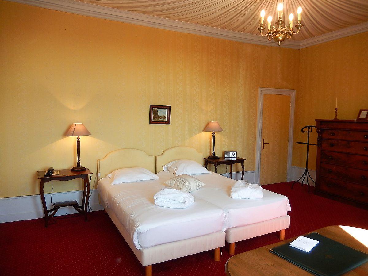 Supérieure - Amenagee en 2 lits - Chateau de Chissay - Hotels Particuliers K.P.