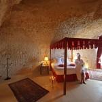 Troglodyte Suite - Château de Chissay - Les Hôtels particuliers - P. Savry